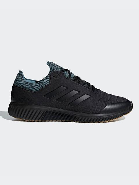 Кроссовки черные Adidas 4694572
