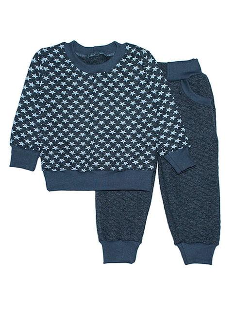 Комплект: світшот і штани Малыш 4762801