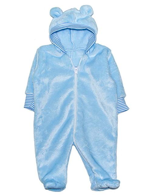 Человечек голубой Малыш 4762855