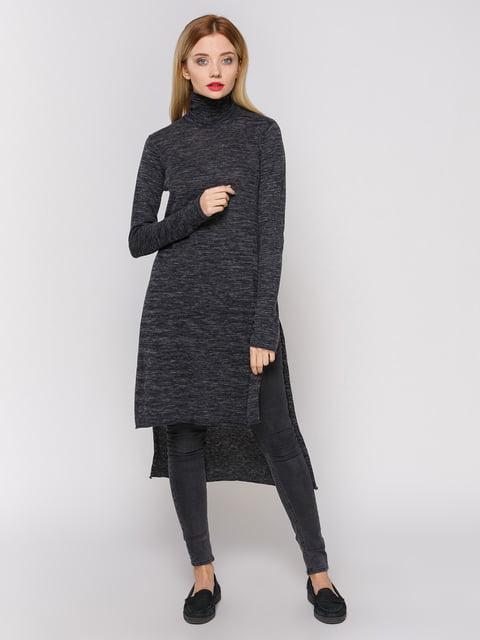 Туника темно-серая Zara 2751535