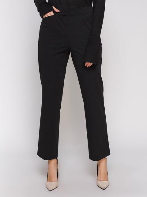 Штани чорні Zara 2752291