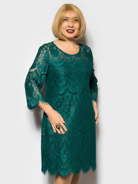Платье зеленое LibeAmore 4763970