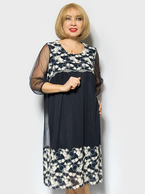 Платье в принт LibeAmore 4764025