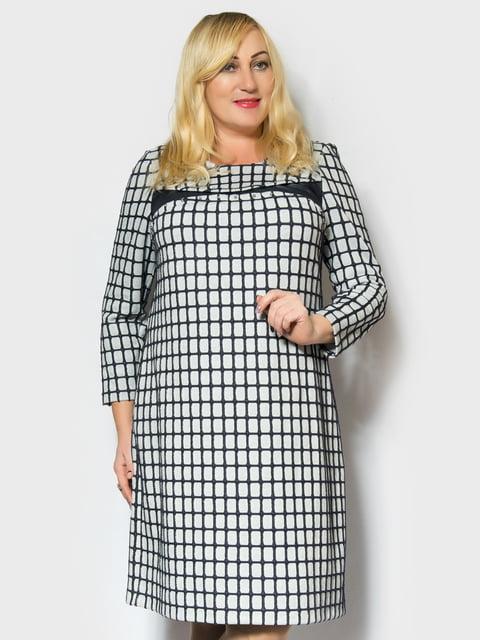 Платье в клетку LibeAmore 4764041