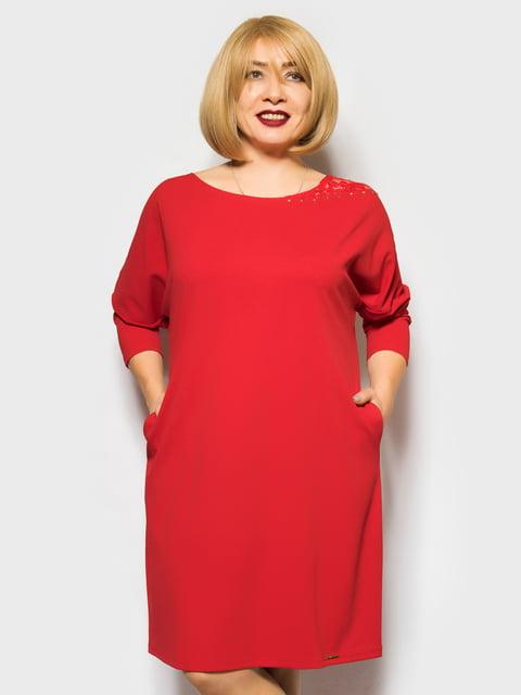 Платье красное LibeAmore 4764078