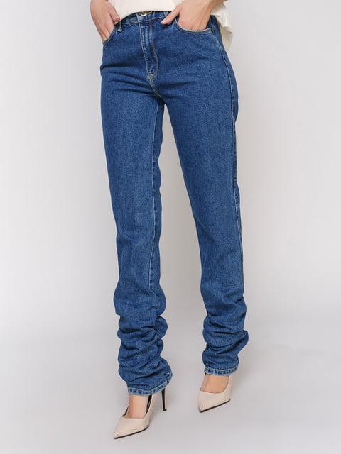 Джинси сині Zara 3910962