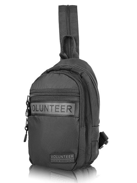 Рюкзак чорний VOLUNTEER 4724161