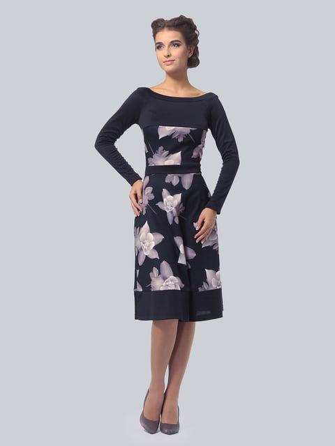 Платье с принтом AGATA WEBERS 4767821