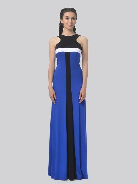Платье комбинированной расцветки AGATA WEBERS 4767830