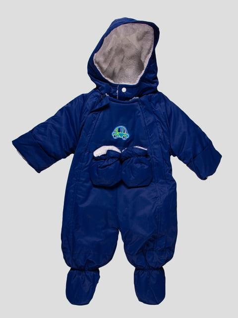 Комбінезон темно-синій Childhood 4764281