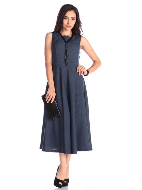Платье темно-синее Laura Bettini 4765226