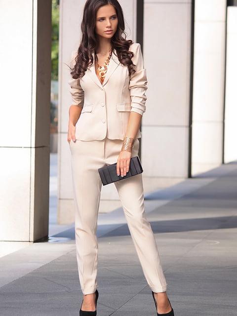 Костюм: жакет и брюки Laura Bettini 4765468