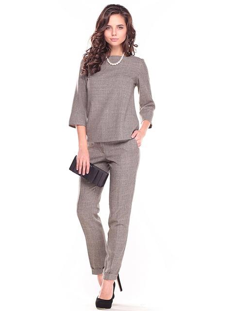 Комплект: блуза и брюки Laura Bettini 4765556
