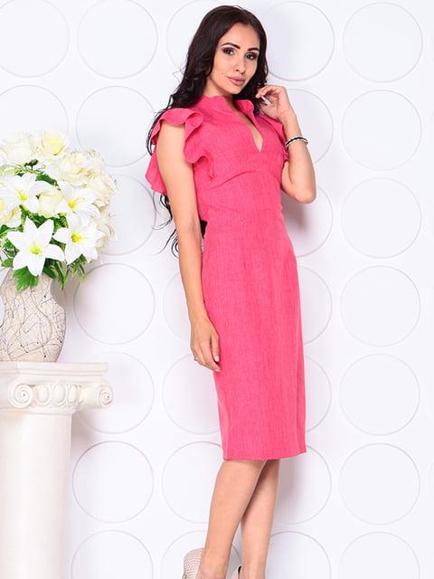 Сукня червона Laura Bettini 4766293