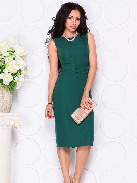 Сукня темно-смарагдового кольору Laura Bettini 4766423