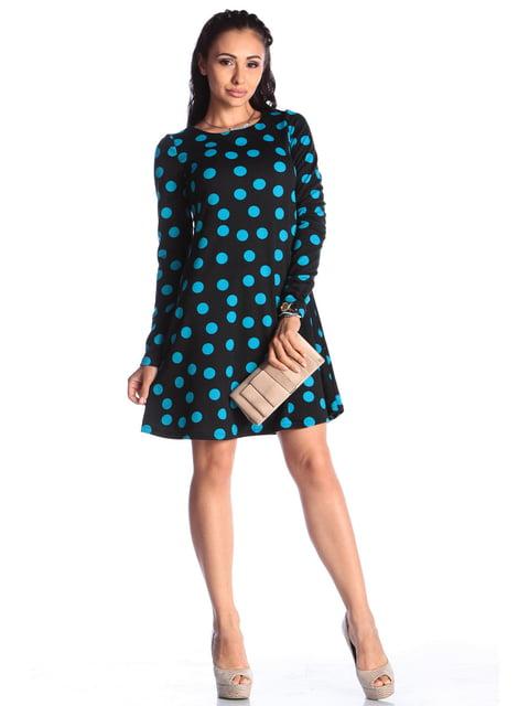 Платье в горох Laura Bettini 4766481