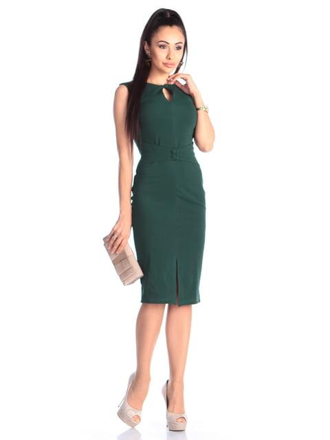 Платье изумрудного цвета Dioni 4766948