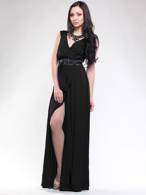Платье черное Maurini 4767351