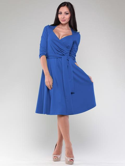 Сукня синя Maurini 4767407
