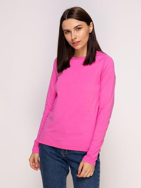 Лонгслів рожевий PrintOff 4768936