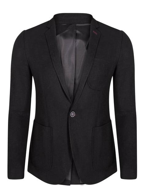Пиджак черный Giorgio di Mare 4715264