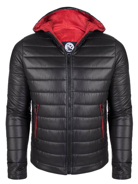 Куртка чорна Giorgio di Mare 4715310