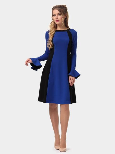 Платье двухцветное LILA KASS 4775679