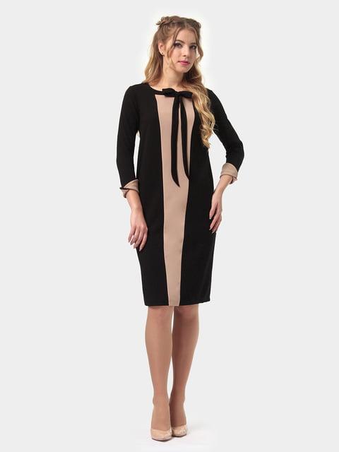 Платье двухцветное LILA KASS 4775684