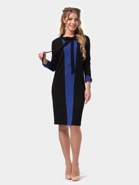 Платье двухцветное LILA KASS 4775685