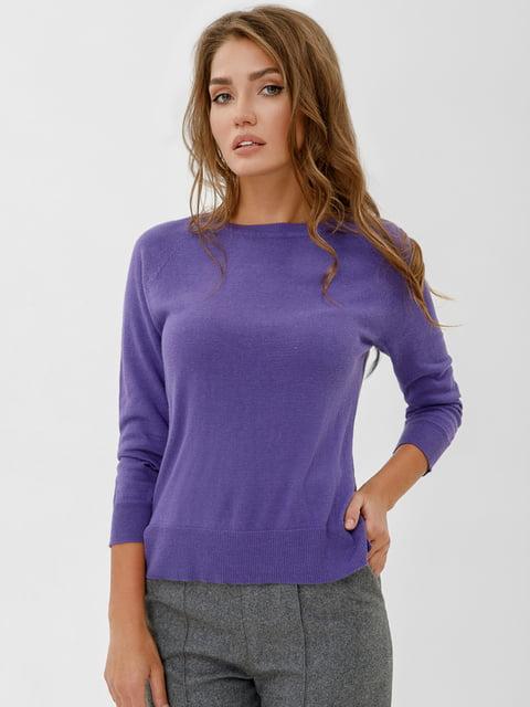 Джемпер фиолетовый Gepur 4758917