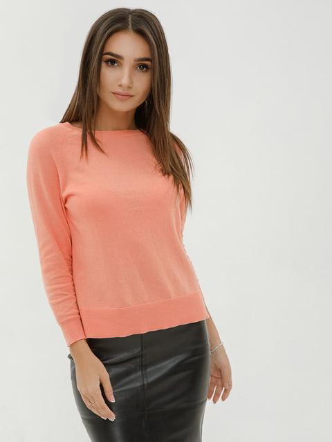Джемпер розовый Gepur 4758921