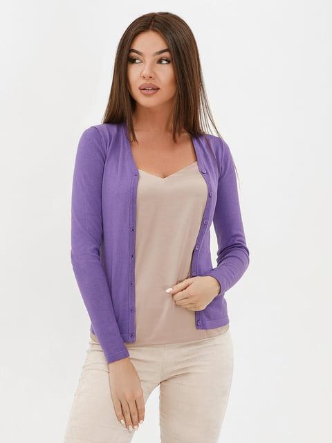 Кофта фиолетовая Gepur 4758930