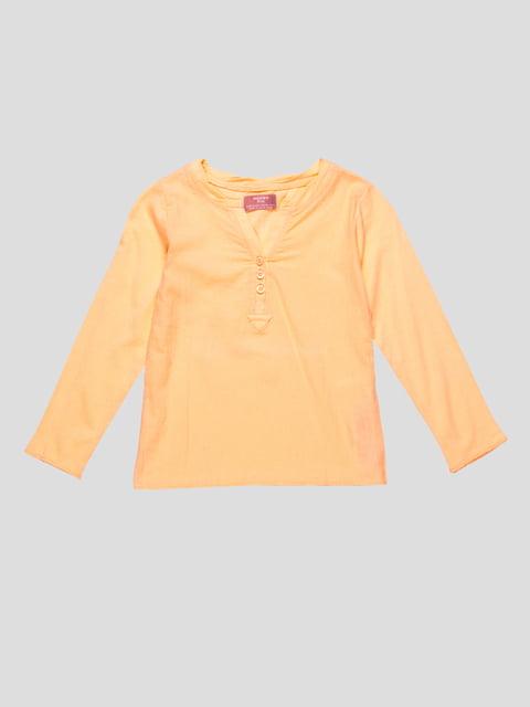 Лонгслів персикового кольору Mango 2383645