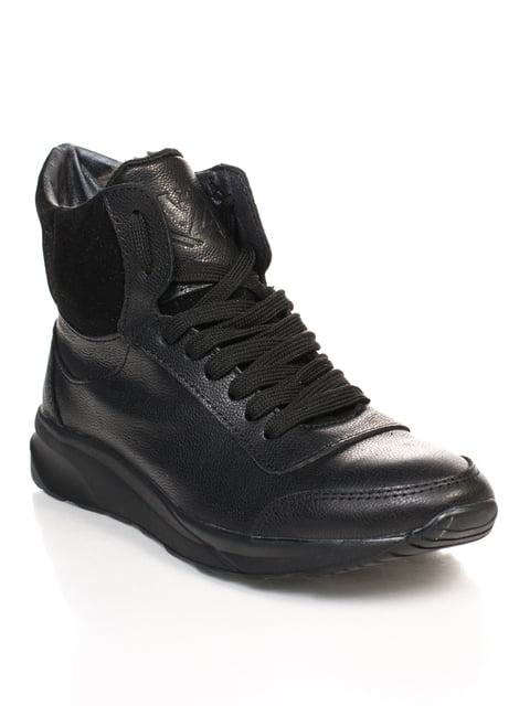 Ботинки черные Vizazh 4771550