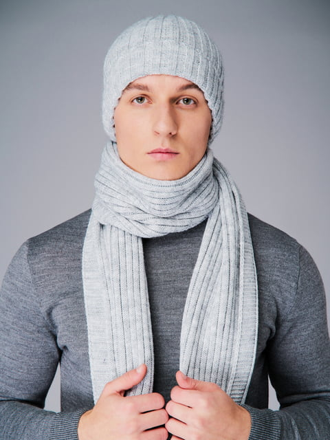 Комплект: шапка и шарф G-Rom 4778507