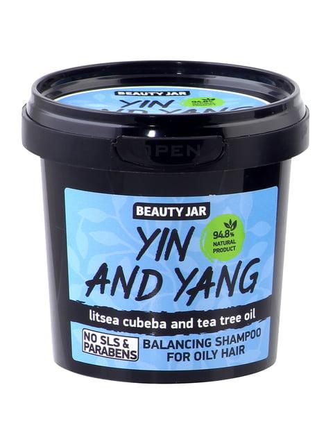 Шампунь для жирного волосся Ying Yang (150 мл) Beauty Jar 4778572