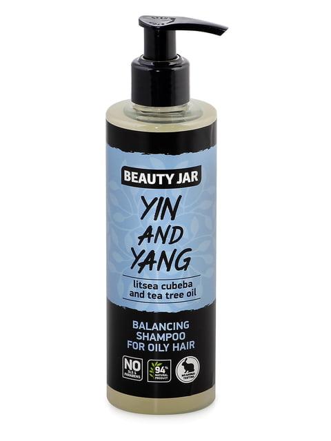 Шампунь для жирного волосся Ying Yang (250 мл) Beauty Jar 4778603