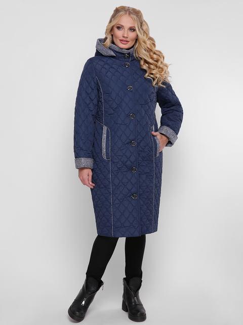 Пальто синє WELLTRE 4781731
