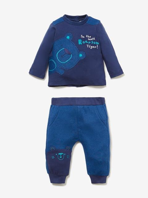 Комплект: лонгслив и брюки Oviesse 4534422