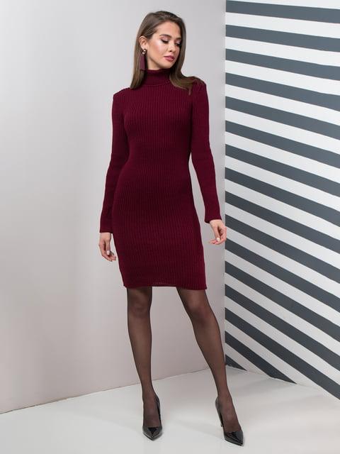 Платье темно-красное GUASH 4759833