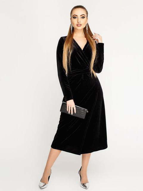 Сукня чорна Leo Pride 4782982