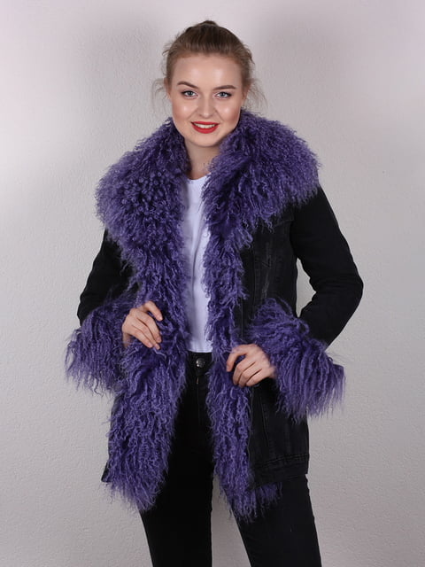 Куртка чорна Artua Collection 4770666