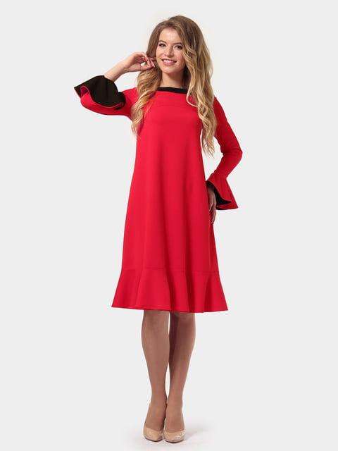 Платье красное Lada Lucci 4784929