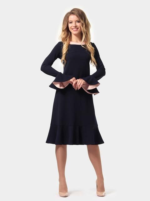 Платье темно-синее Lada Lucci 4784931