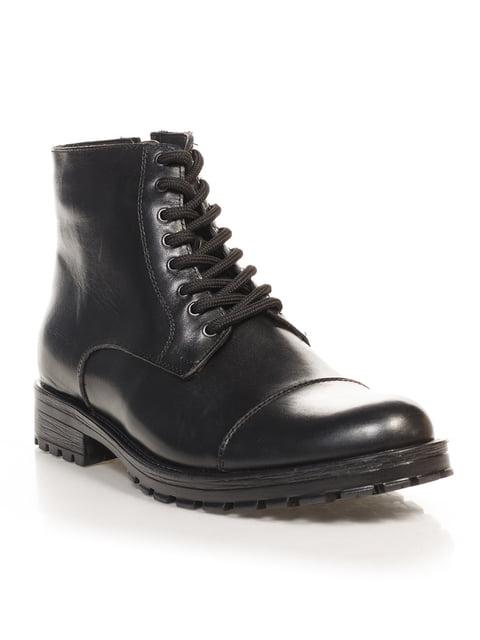 Черевики чорні NUBE 4771487
