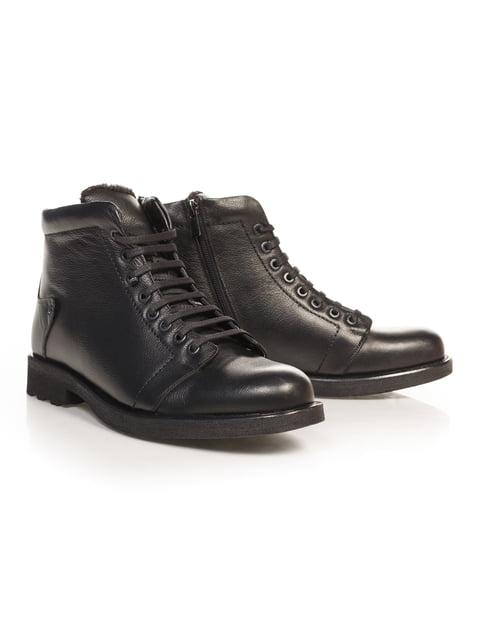 Черевики чорні NUBE 4771485