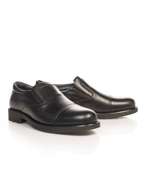 Туфлі чорні NUBE 4771481