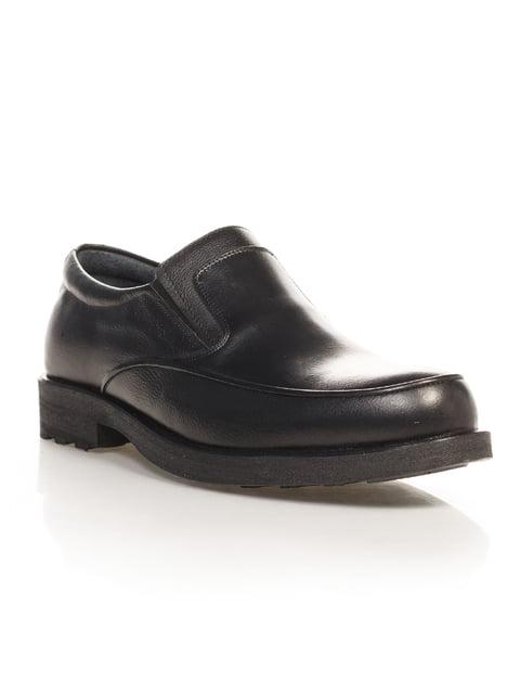 Туфлі чорні NUBE 4771492