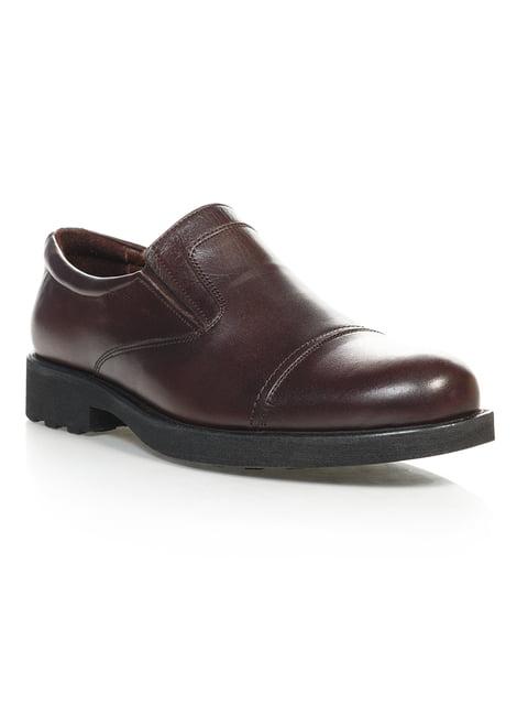 Туфлі коричневі NUBE 4783694