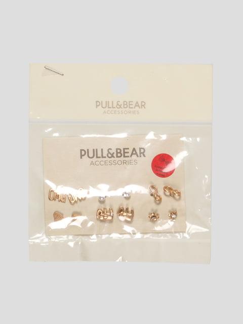 Набор серег Pull&Bear 4646902